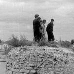 Коля Головчинер: Псков. Коля справа, 1960г.