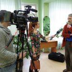 Новости Самолвы: интервью Ильи Семина ГТРК Псков