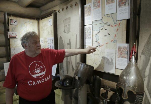Потресов Самолва: Шестьдесят лет спустя