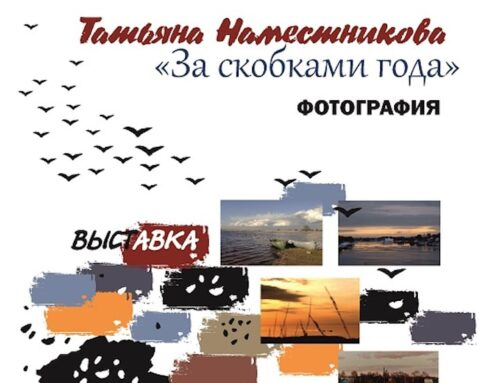В Пскове открылась выставка «За скобками года»