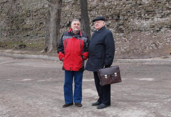 Друзья музея Самолва: Герман Смирнов