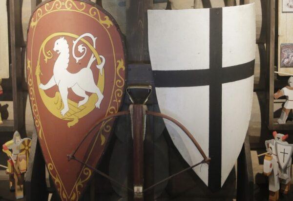 Музей истории Ледового побоища в Самолве