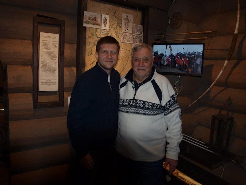 Музей Самолва: телевизионное обострение