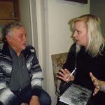 Самолва: В.Потресов и Т.Самарина