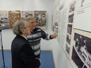 Михаил Свердлов и Владимир Потресов
