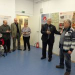 На открытии выставки ИКЦ Самолва