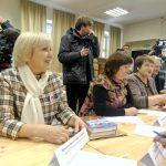 Встреча с кандидатом в президенты России