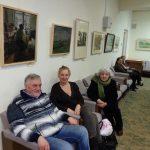 Самолва: выставка Тамары Мироновны Рейн