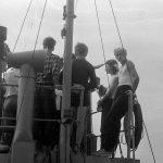 Коля Головчинер: Препятствие на Желче. Экспедиция, 1960г.