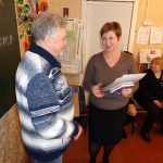 Новости Самолвы: встреча со школьниками в Чернево