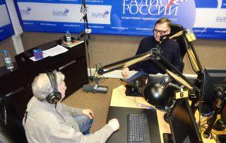 """О Ледовом побоище на """"Радио России"""""""