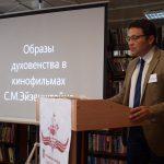 Роман Соколов, д.и.н., профессор СПбГУ