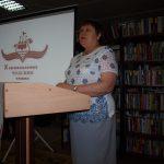 Ольга Скрябина, директор Гдовской библиотеки