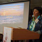 Надежда Сингатуллова, директор Гдовского музея истории края