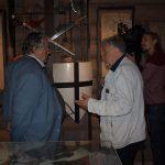 Александр Проханов в ИКЦ «Самолва»