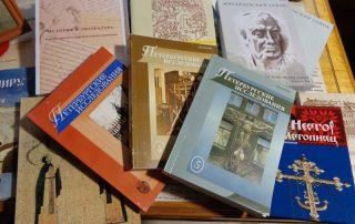 Книги в дар библиотеке ИКЦ Самолва