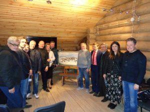Военно-исторический фестиваль Ледовое побоище 2019