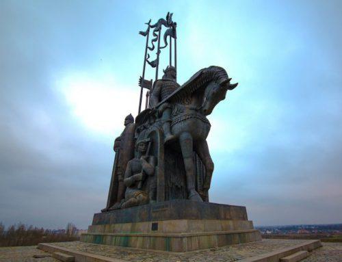 Главный символ Пскова