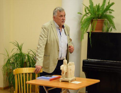Презентация книги «Главный символ Пскова»